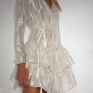 LPA Dresses - New with tags ruffled dress